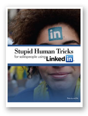 Are you struggling with Linkedin? Not sure why you have a profile? Wanting to get more out of it? Read this eBook to learn new sales tactics for using linkedin.